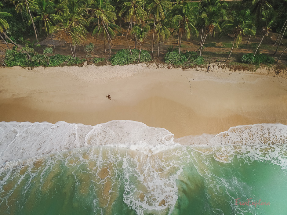 schoenste Straende Sri Lanka