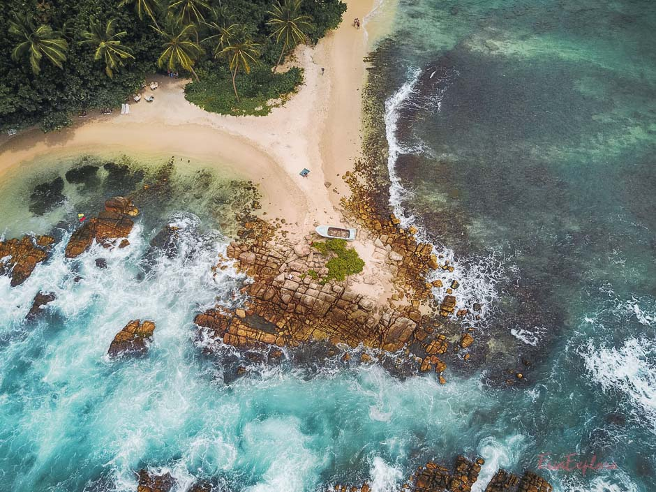 schoenste Straende SriLanka