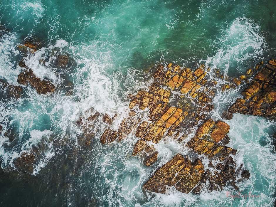 Sri Lanka von oben