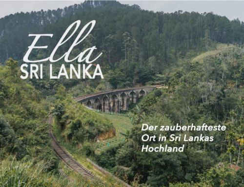 Ella – der zauberhafteste Ort in Sri Lankas Hochland