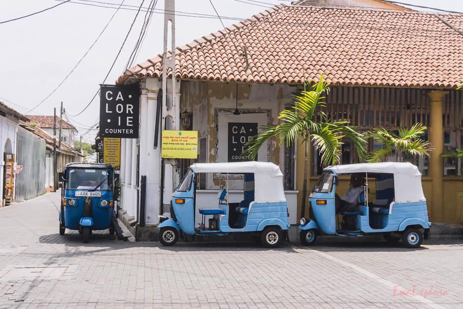 TukTuks Sri Lanka