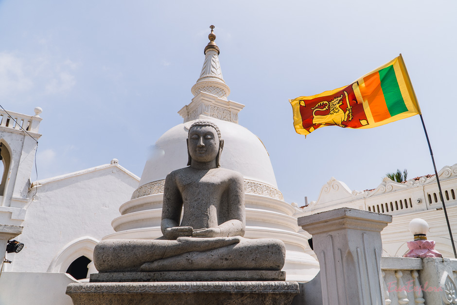 Sehenswertes auf Sri Lanka