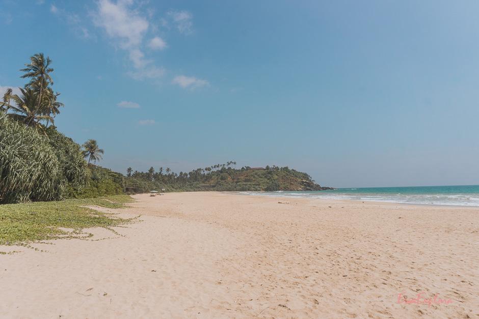 Straende Sri Lanka