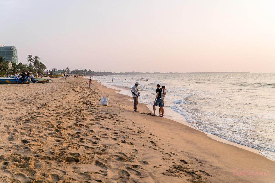 Strand in Negombo