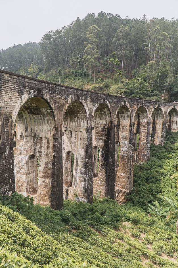 Nine Arch Bridge