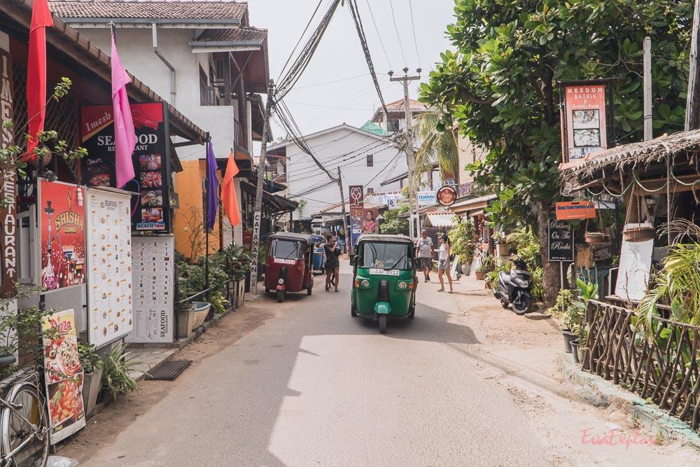 Unawatuna Sri Lanka