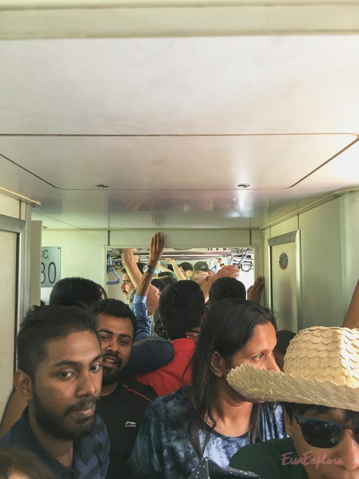 unterwegs auf Sri Lanka
