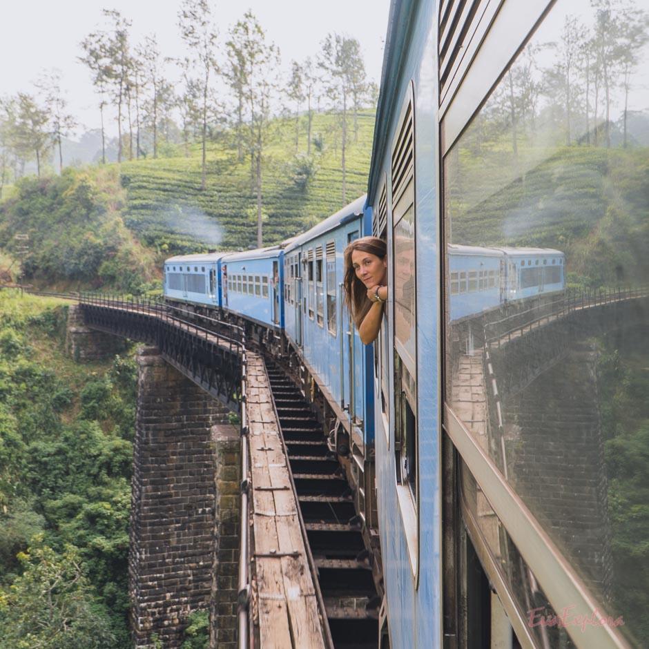 Zufahren auf Sri Lanka