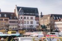 Markt in Landau
