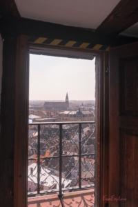 Glockenturm in Landau
