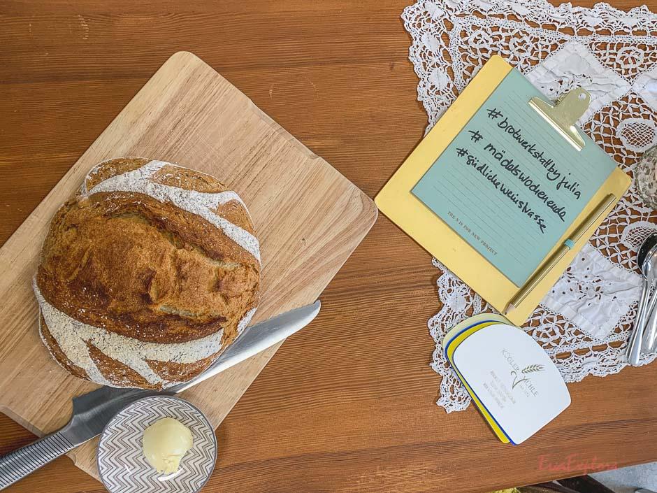 Brotbacken Kuegler Muehle
