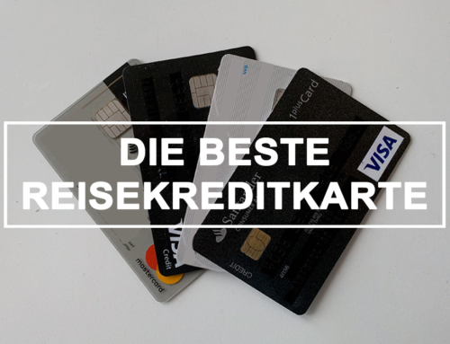 Kostenlos Geld abheben – die besten Kreditkarten auf Reisen