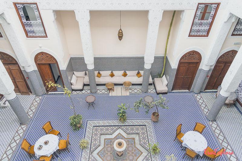 uebernachten in Marokko