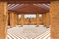 Baadi Palast Marokko