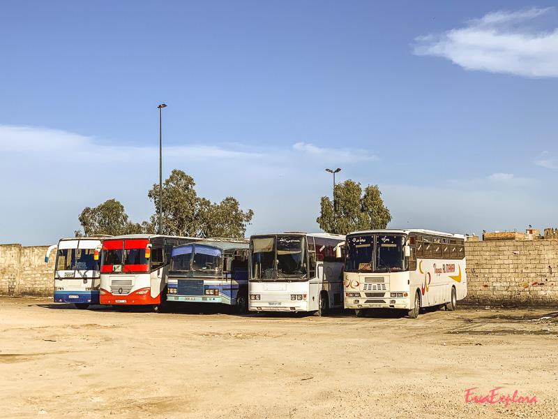 Busbahnhof Fes