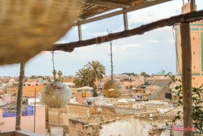 Erholung in Marrakesch