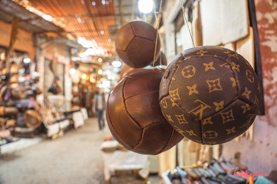 Fakeprodukte in Marokko