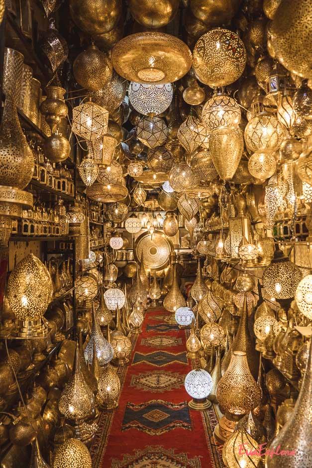 Basar in Marrakesch