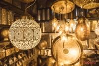 Lampen kaufen in Marrakesch