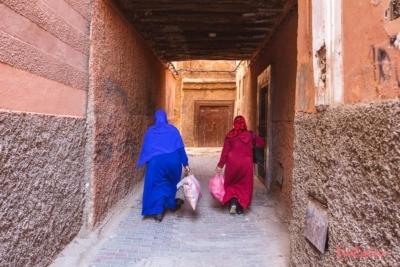 Medina in Marrekesch