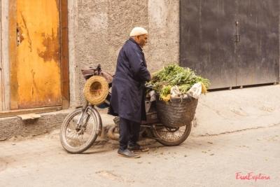 Staedtetrip nach Marrakesch
