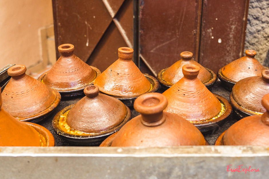 Tajine in Marrakesch