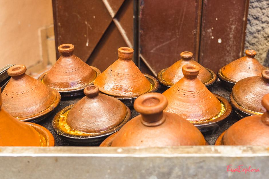 Tajine in Marrakesch