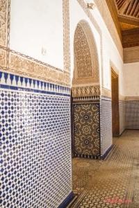 Fliesenkunst in Marokko