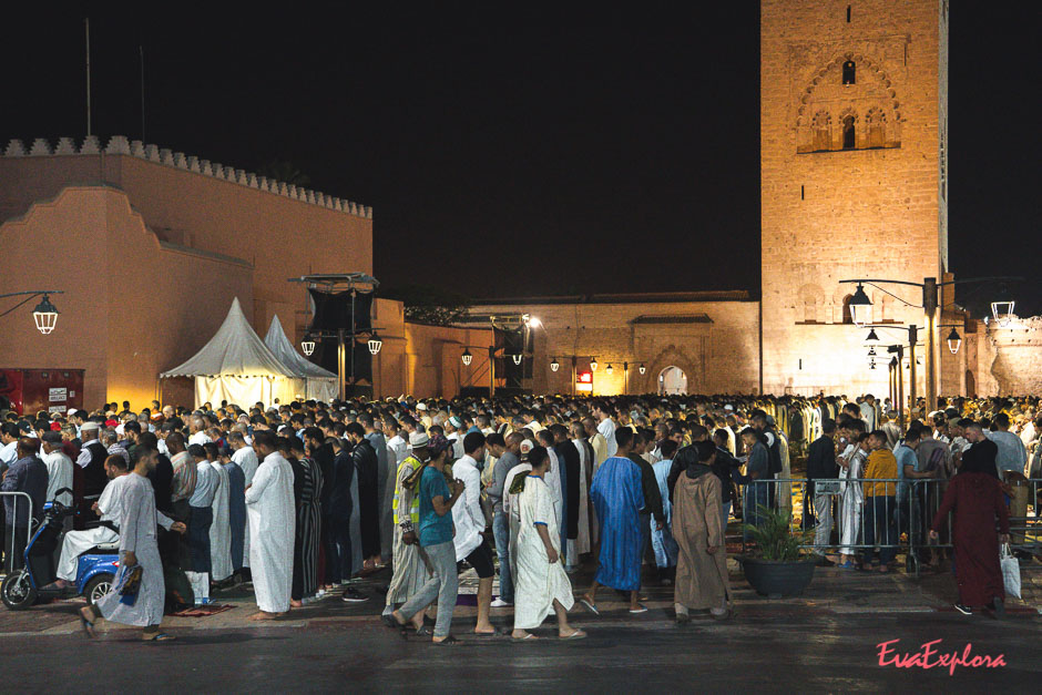 Ramadan in Marrakesch