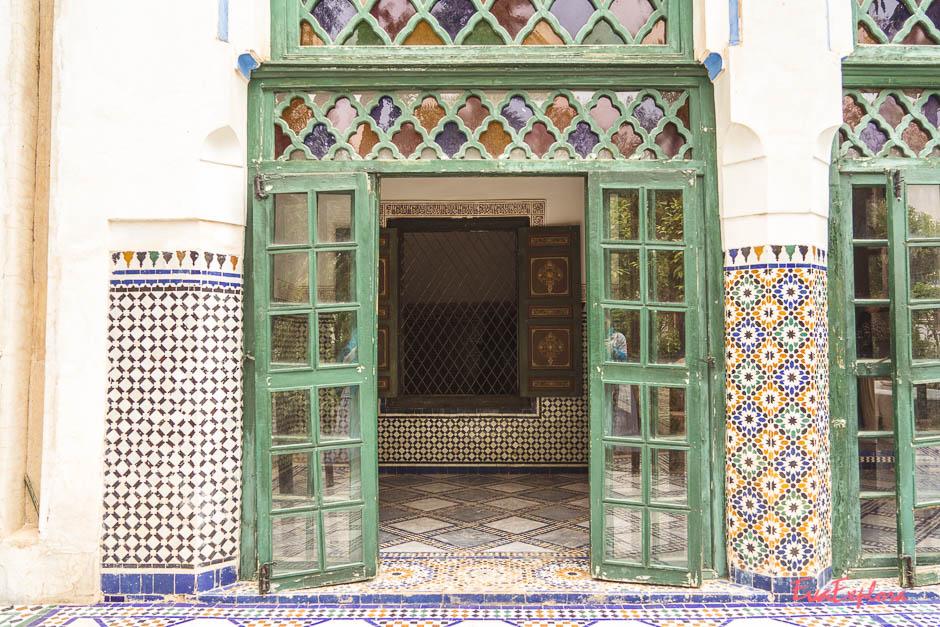 Sehenswuerdigkeiten Marrakesch