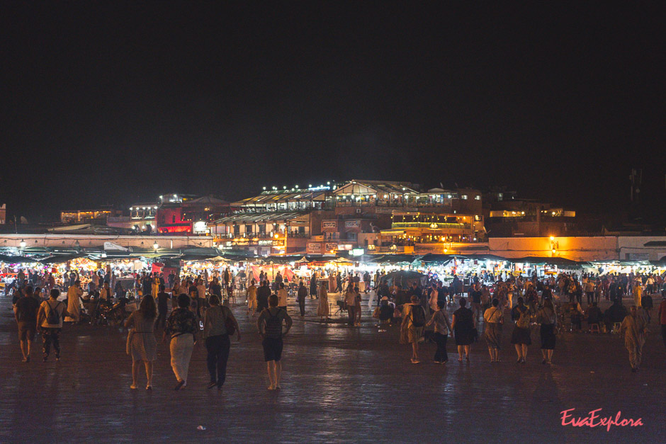 Marrakesch Nachts