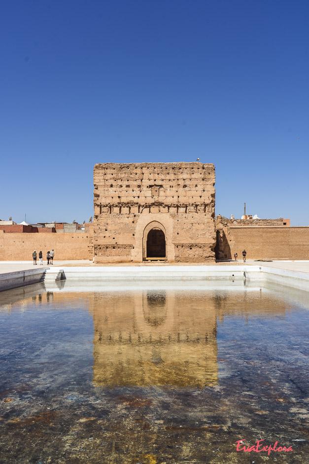 El Baadi Palast Marrakech