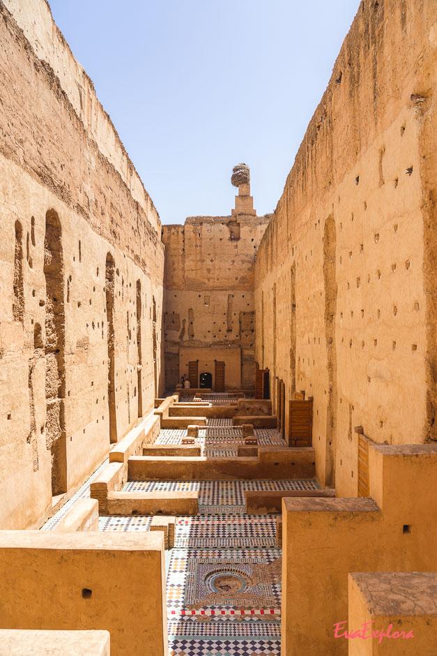 Sehenswuerdigkeiten in Marrakesch