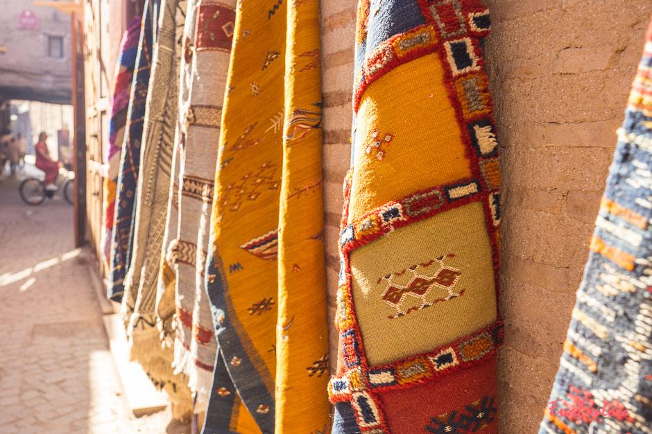 Teppich kaufen Marrakesch