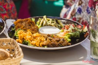 Essen in Marrakesch