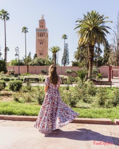 Moschee in Marokko