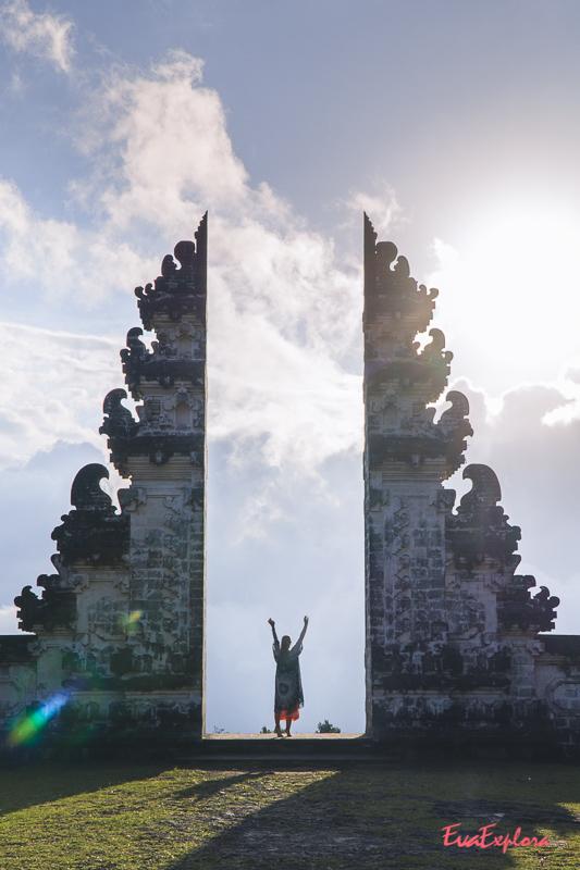 Bali Tempel Fotospot