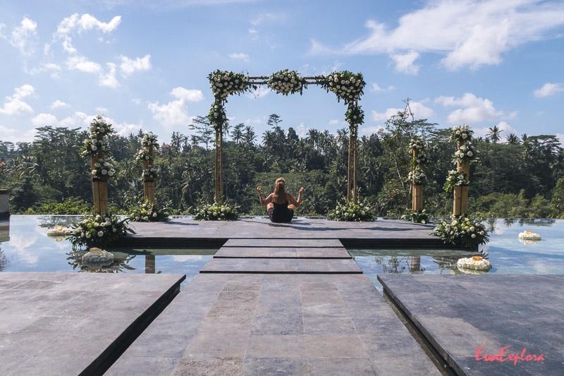 Pool Jannata Ubud