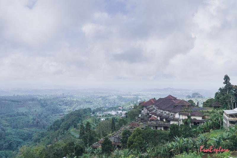 Geisterhotel Bali