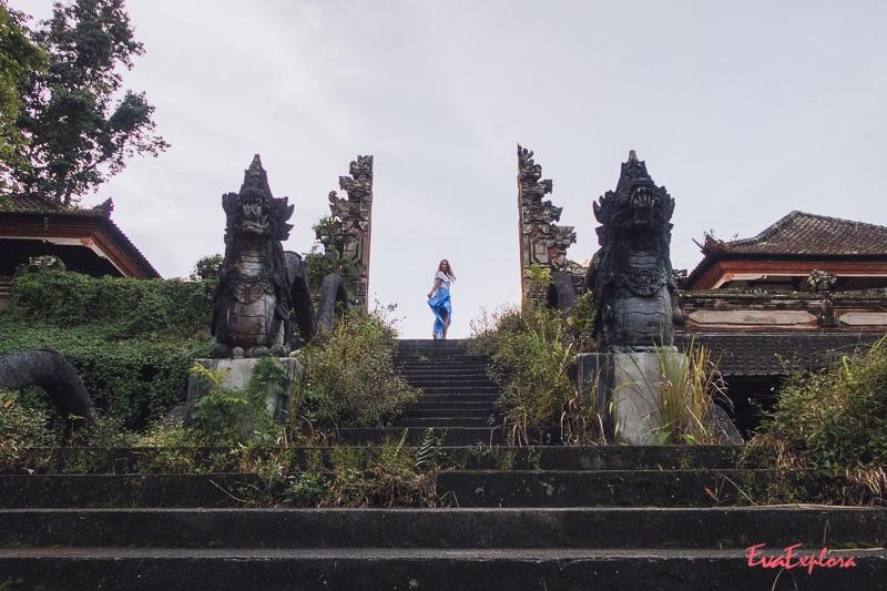 Verlassenes Hotel Bali