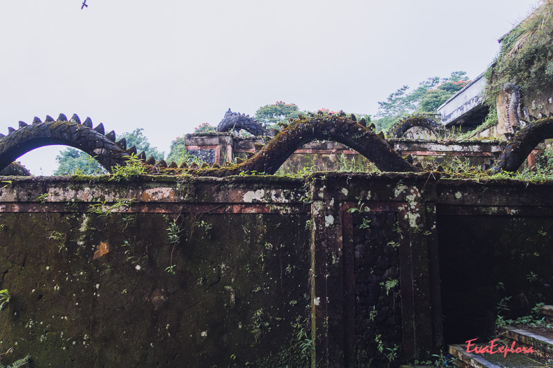 Baukunst auf Bali