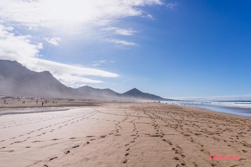 Langer Sandstrand