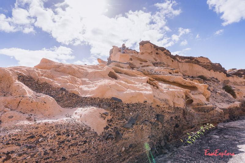 Canyon auf Fuerteventura