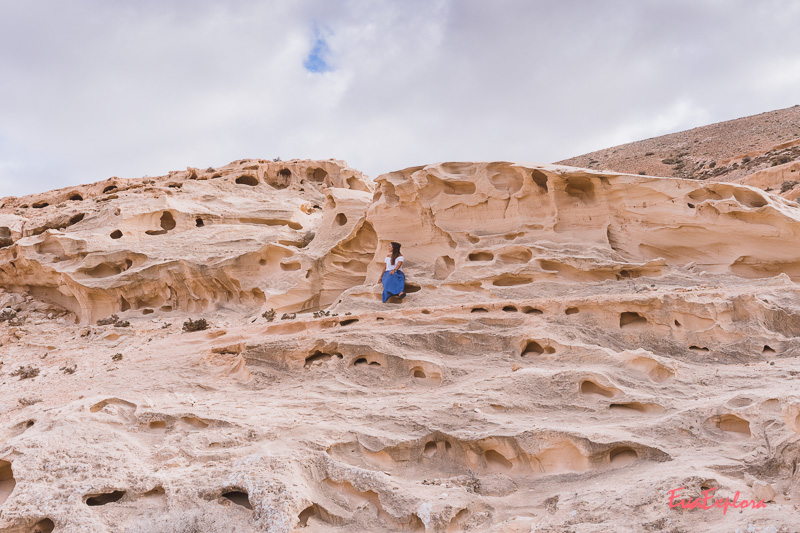 Flussbett Fuerteventura