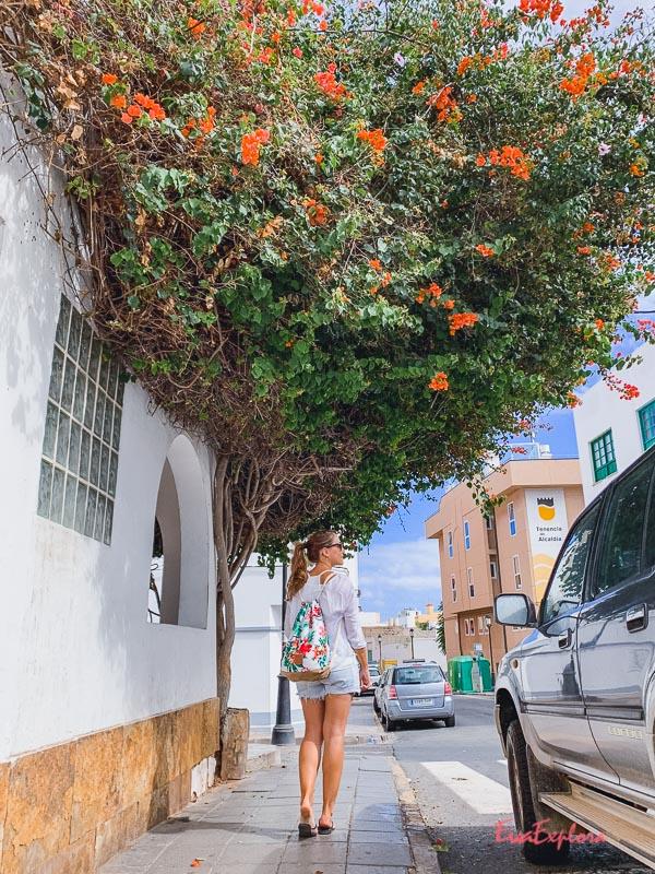 Altstadt von Corralejo