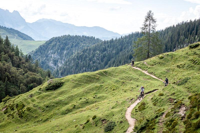 Ebiken Kitzbueheler Alpen