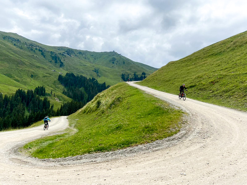 mountainbiken in oesterreich