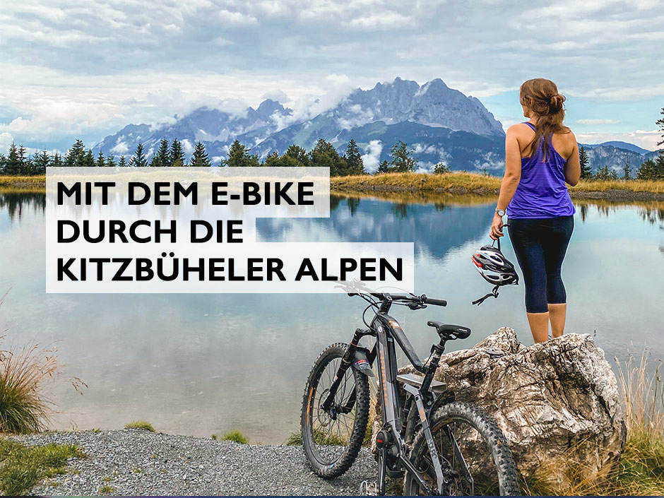 E-bike trip in den Alpen