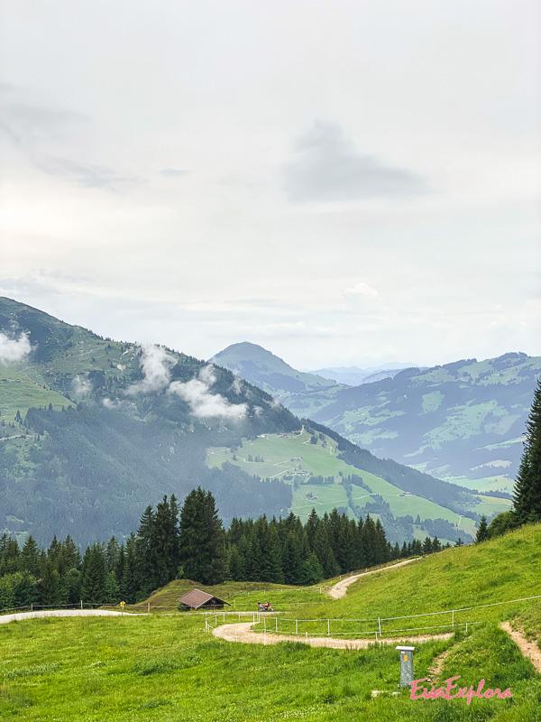 Biken Kitzbueheler Alpen