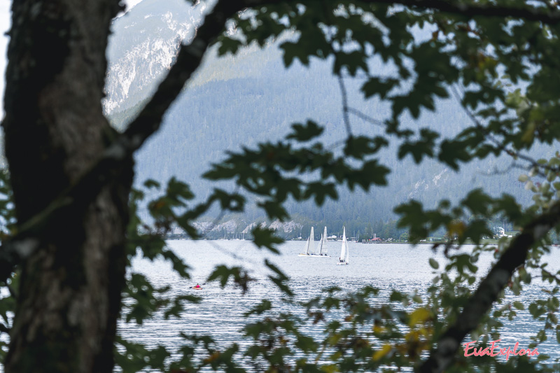 Wassersport am Achensee